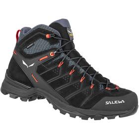 SALEWA Alp Mate WP Mid Shoes Men, black out/fluo orange